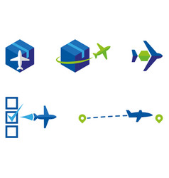 airtransport vector image vector image