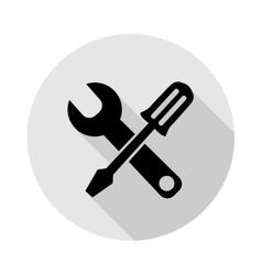 Tools Icon vector image vector image
