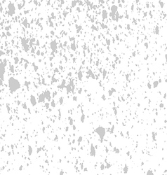 Grainy grunge abstract texture on white vector