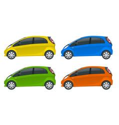 Electric vehicle or hybrid car electromobility e vector