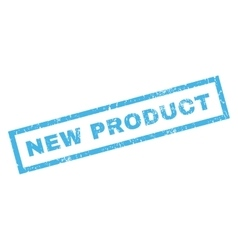 New product rubber stamp vector