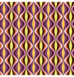 pattern geometric waves color vector image