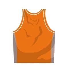 Tshirt icon Basketball design graphic vector image vector image