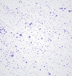 background Cosmos stars and galaxy grunge blots vector image
