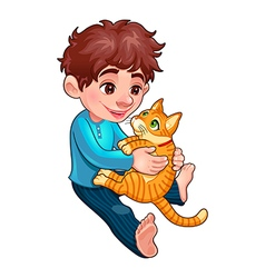 Children pet 1 vector