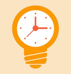 Time ideas vector