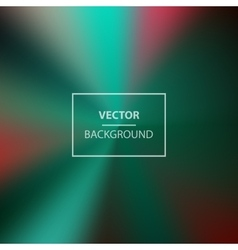 Abstract colorful radial blurred vector