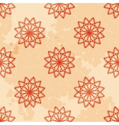 Ornament Seamless Pattern vector image vector image