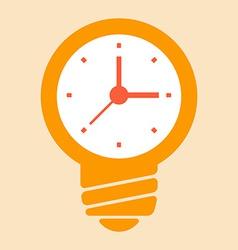 Time ideas vector