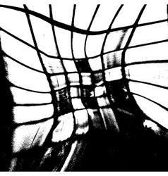 Grid Grunge vector image