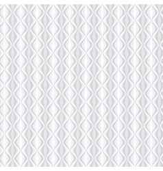 pattern geometric waves grey vector image vector image