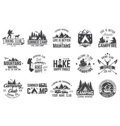 set of extreme adventure badges concept for shirt vector image vector image