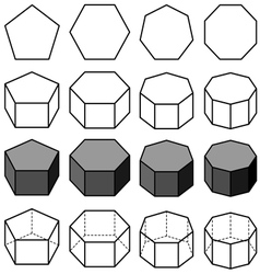 geometry vector image