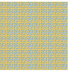 seamless pattern with color lines vector image vector image