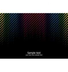 rainbow colors background vector image