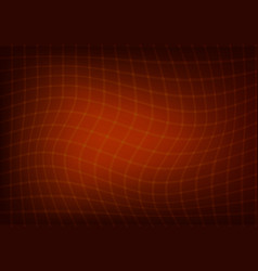 abstract dark brown background with a curved lines vector image vector image