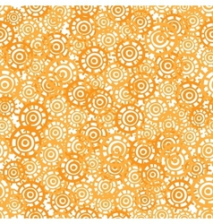 Abstract orange seamless texture vector image