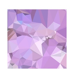 Electric lavender abstract low polygon background vector