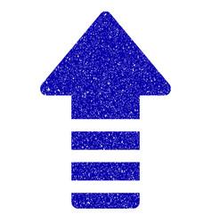Update arrow icon grunge watermark vector