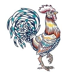 A cock vector