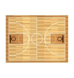 League icon basketball design graphic vector