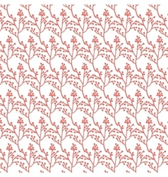 Christmas rustic pattern background vector