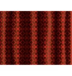 Geometric pattern design vector