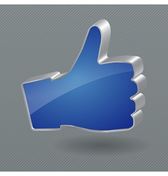 Like button vector