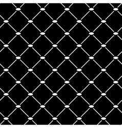 Oval line geometric seamless pattern 5310 vector image vector image
