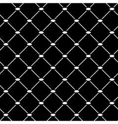Oval line geometric seamless pattern 5310 vector