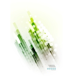 Straight lines futuristic modern background vector image