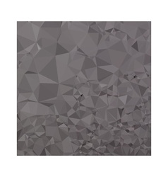 Trolley grey abstract low polygon background vector
