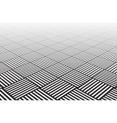Textured checked surface vector