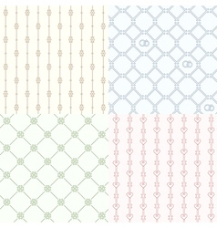 Pattern wedding vector