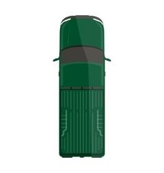 Car truck vector