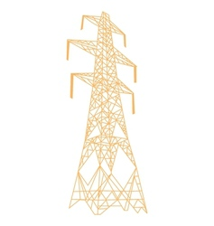 Electrical Tower vector image