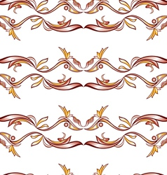 Paperhangings vector image vector image