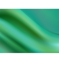 Bright green blue background abstract vector
