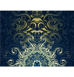 Abstract background with copy-space vector