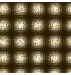 Golden shiny background vector