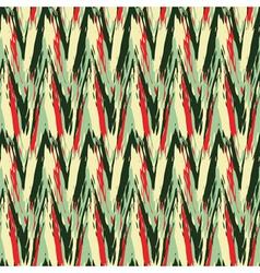 herringbone chevron vector image vector image