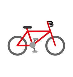 sport bike vehicle vector image