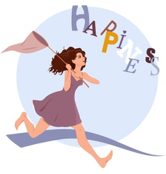 Pursuing happiness vector
