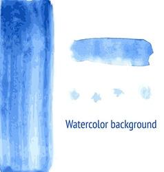 Sketch watercolor background in vintage style vector image vector image