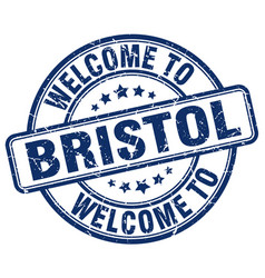 Welcome to bristol vector