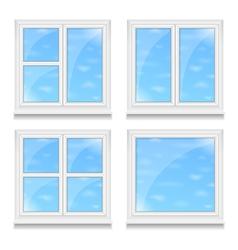 Windows vector image