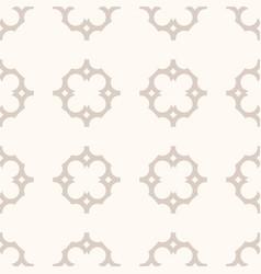 Ornament seamless pattern in arabian style vector