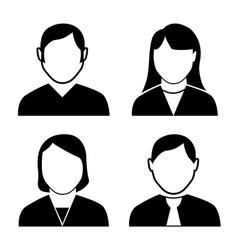 People design vector image