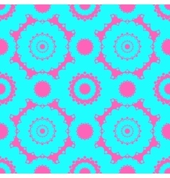 Abstract Circle Pattern 3 Big vector image vector image
