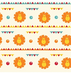 paper craft background vector image vector image